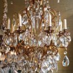 Kroonluchter kristal € 2950